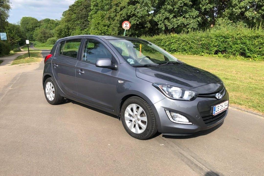 Billig billeje af Hyundai i20 nær 2610 Rødovre.
