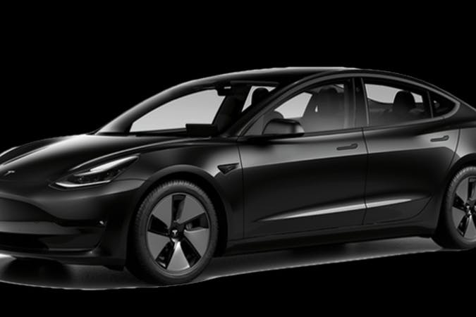 Billig billeje af Tesla Model 3 nær 4300 Holbæk.