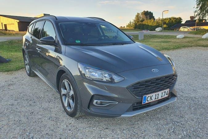Billig billeje af Ford Focus med Isofix beslag nær 2650 Hvidovre.