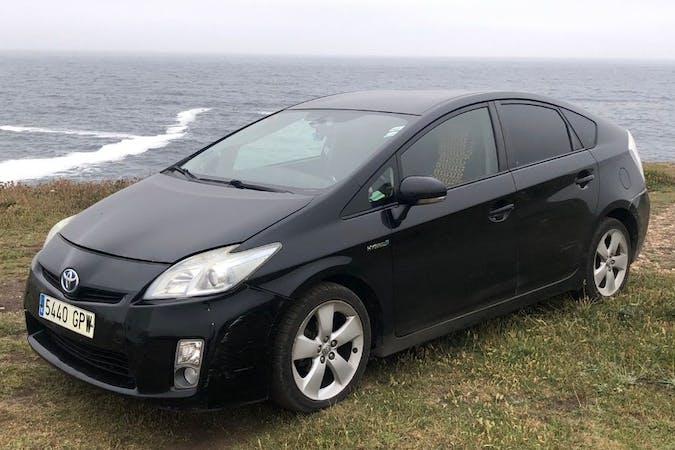 Alquiler barato de Toyota Prius cerca de 28024 Madrid.