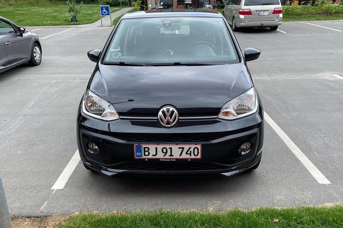 Billig billeje af Volkswagen UP! nær 6000 Kolding.