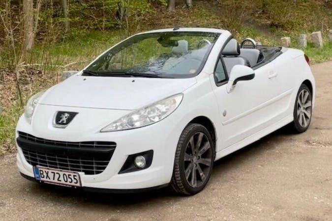 Billig billeje af Peugeot 207 CC nær 2900 Hellerup.