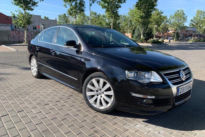 Alquiler barato de Volkswagen Passat cerca de 28400 Collado Villalba.