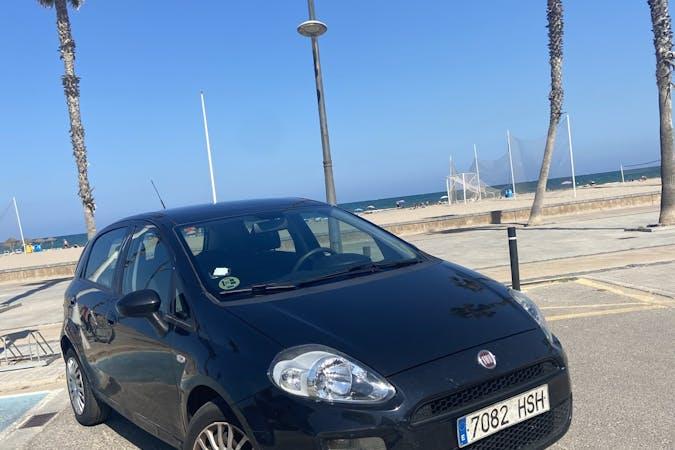 Alquiler barato de Fiat Punto cerca de 46004 València.