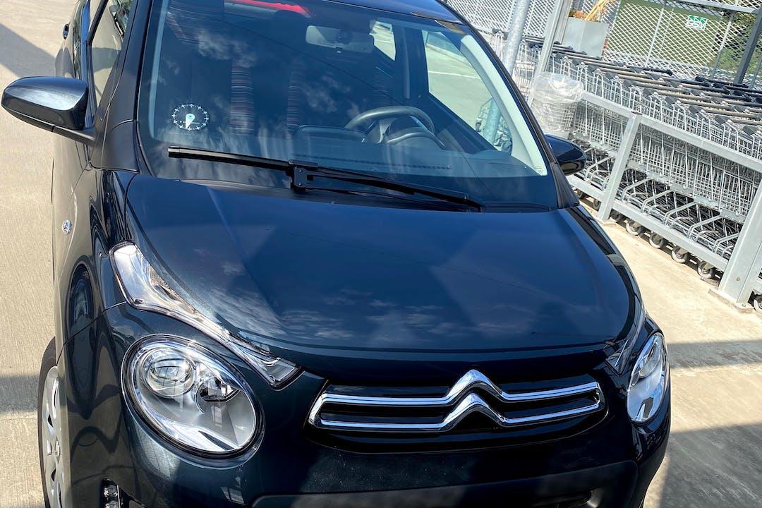 Billig billeje af Citroën C1 med GPS nær 3520 Farum.