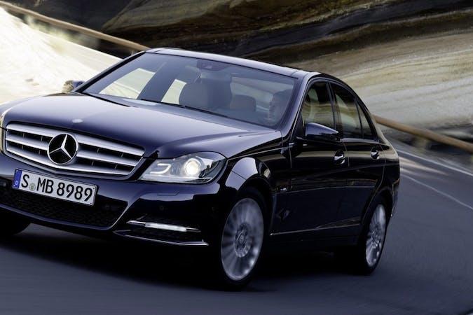 Billig billeje af Mercedes C-Class med GPS nær 2620 Albertslund.