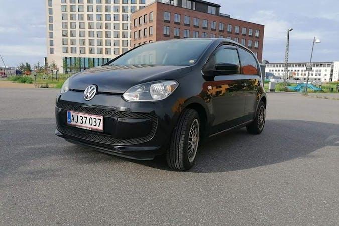 Billig billeje af Volkswagen UP! nær 2770 Kastrup.