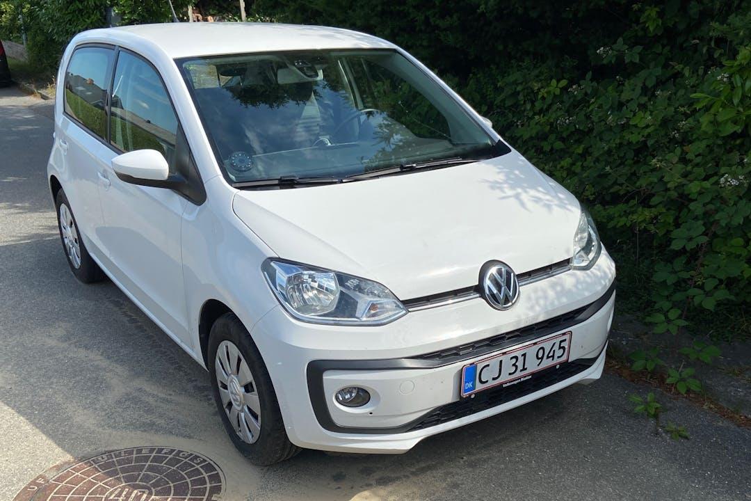 Billig billeje af Volkswagen UP! nær 8660 Skanderborg.