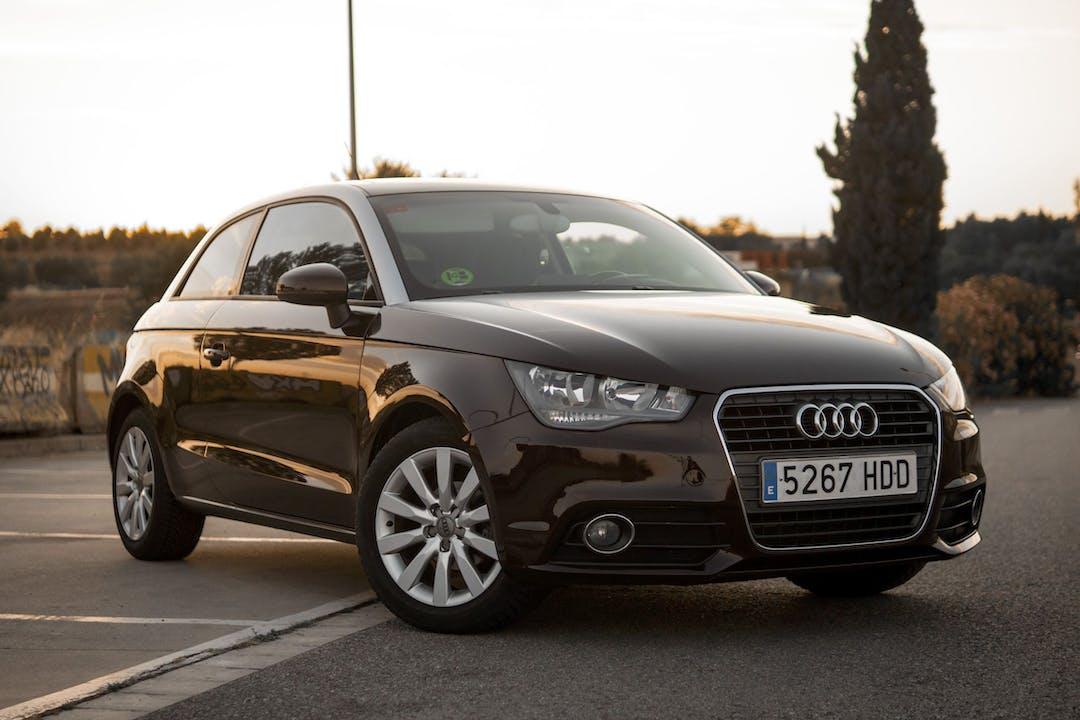 Alquiler barato de Audi A1 cerca de 08016 Barcelona.