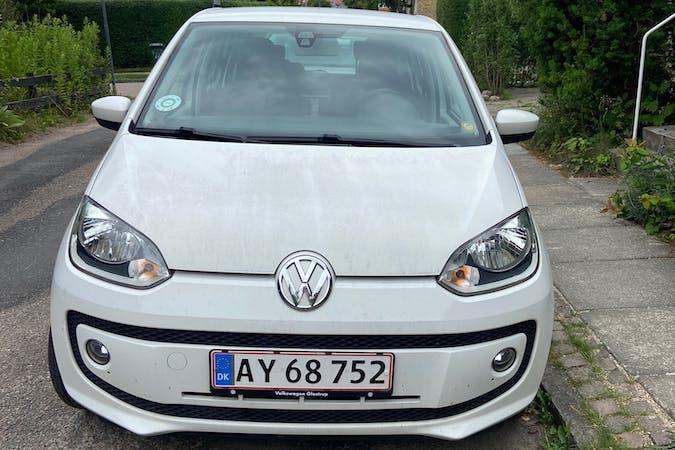 Billig billeje af Volkswagen UP! nær 2830 Virum.