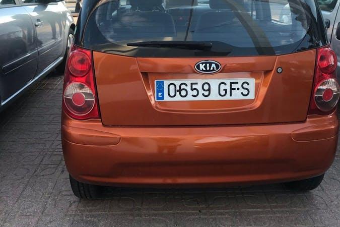 Alquiler barato de Kia Picanto cerca de 07800 Eivissa.