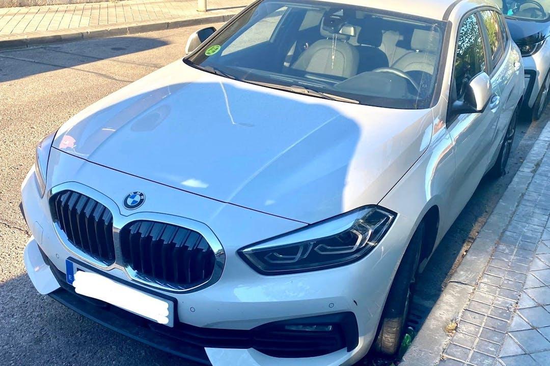 Alquiler barato de BMW 1 Series cerca de 28523 Rivas-Vaciamadrid.