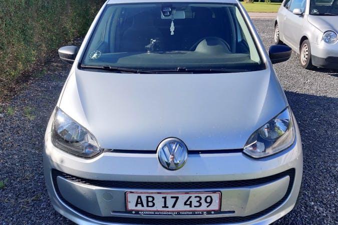 Billig billeje af Volkswagen UP! med Aircondition nær 9460 Brovst.