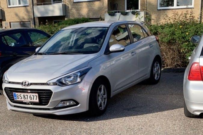 Billig billeje af Hyundai i20 nær 8660 Skanderborg.