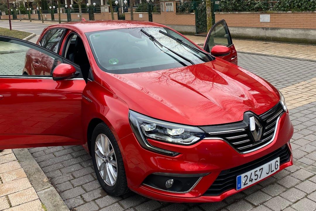 Alquiler barato de Renault Captur cerca de 47195 Arroyo de la Encomienda.