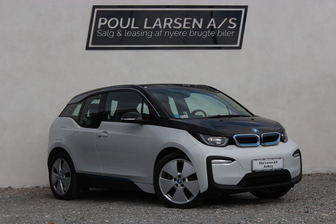 Billig billeje af BMW I3 med Bluetooth nær 9000 Aalborg.