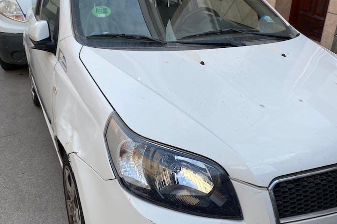 Alquiler barato de Chevrolet Aveo cerca de 08304 Mataró.