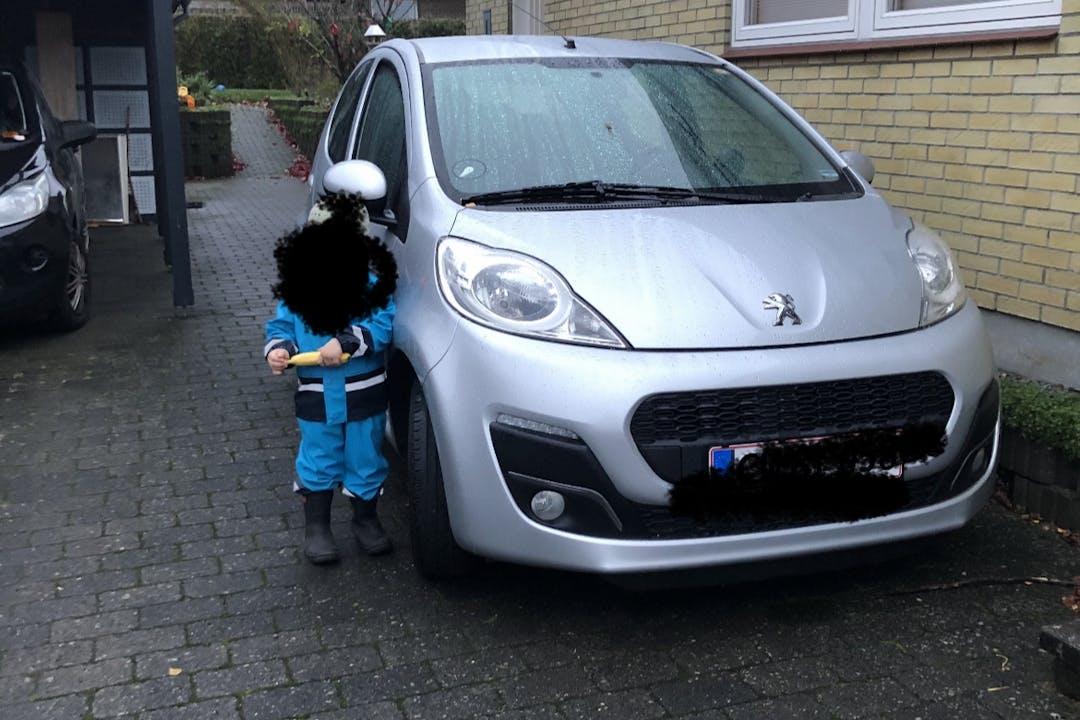 Billig billeje af Peugeot 107 nær 8660 Skanderborg.