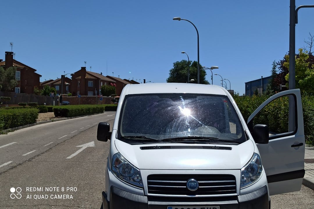 Alquiler barato de Fiat Scudo cerca de 28500 La Poveda.