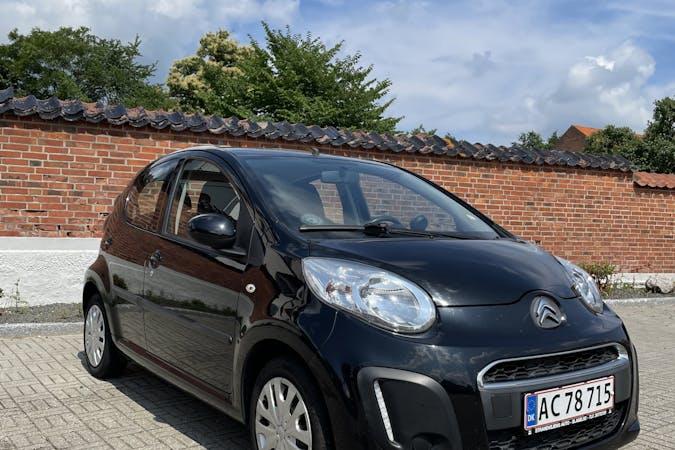 Billig billeje af Citroën C1 nær 3400 Hillerød.