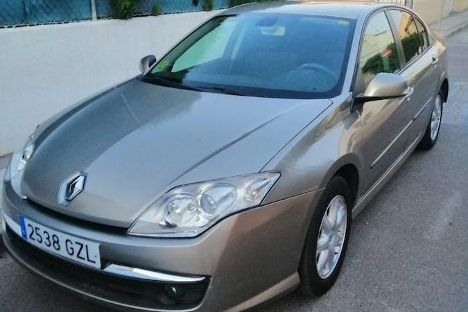 Alquiler barato de Renault Laguna con equipamiento Fijaciones Isofix cerca de 45280 Olías del Rey.