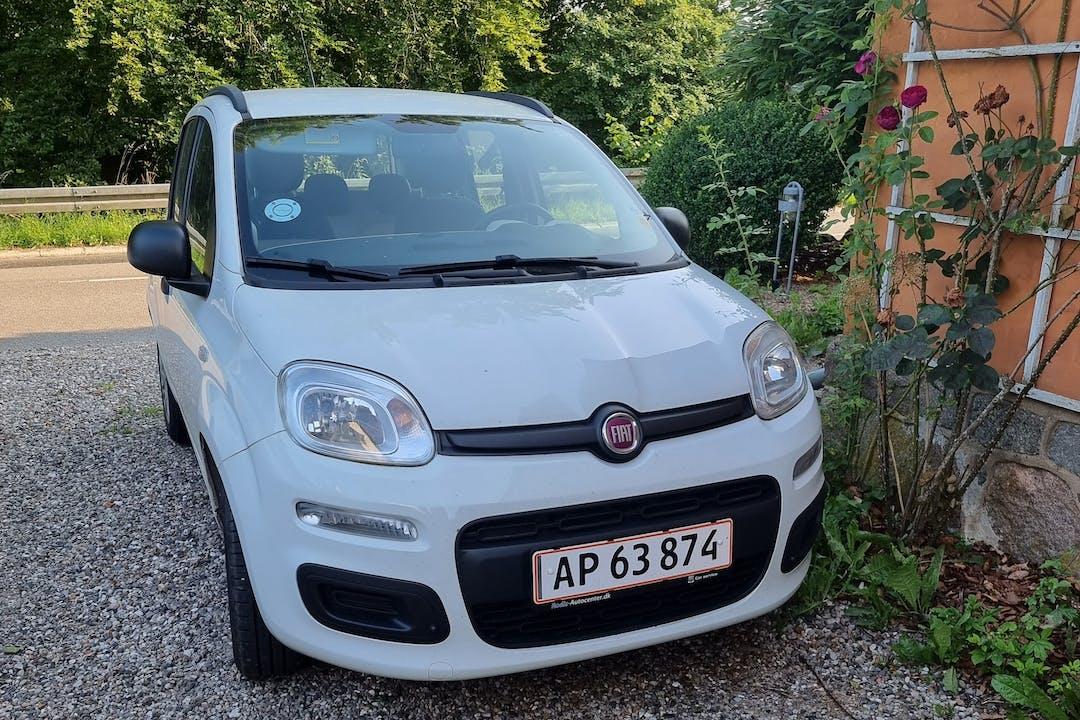 Billig billeje af Fiat Panda nær 4733 Tappernøje.
