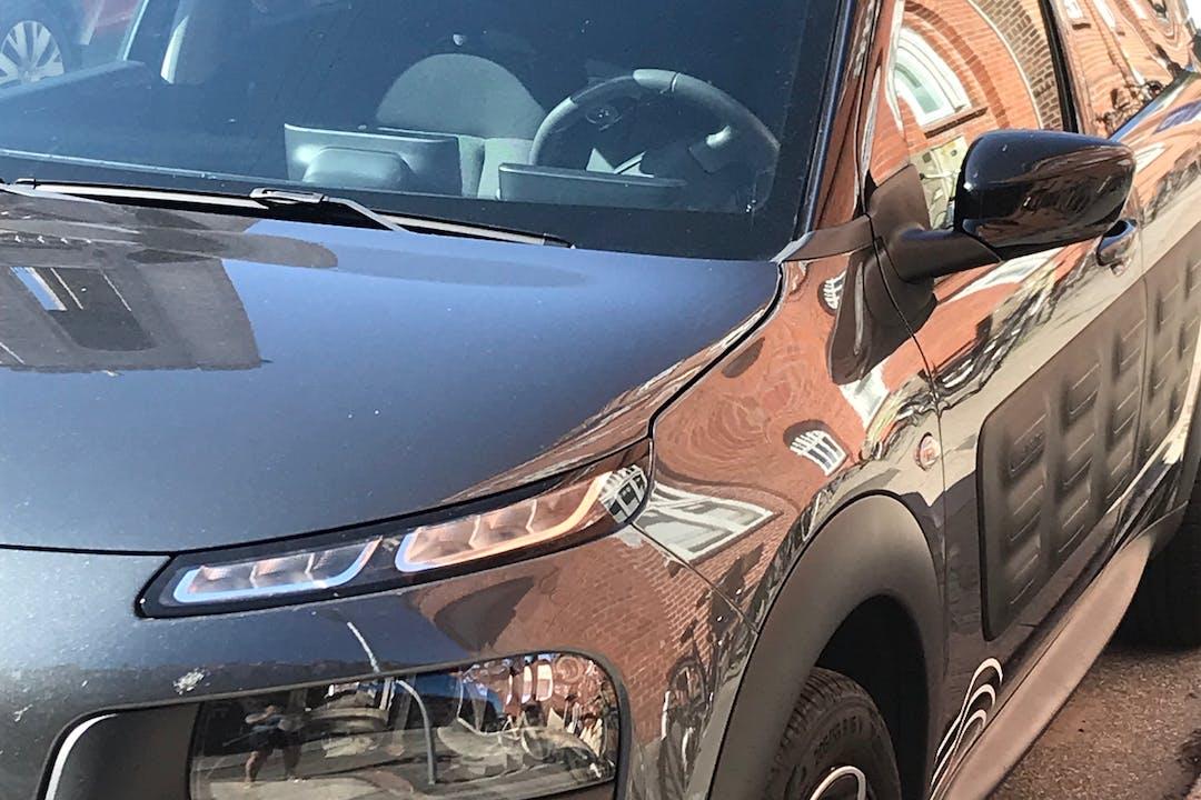 Billig billeje af Citroën C4 Cactus med GPS nær 8000 Aarhus.