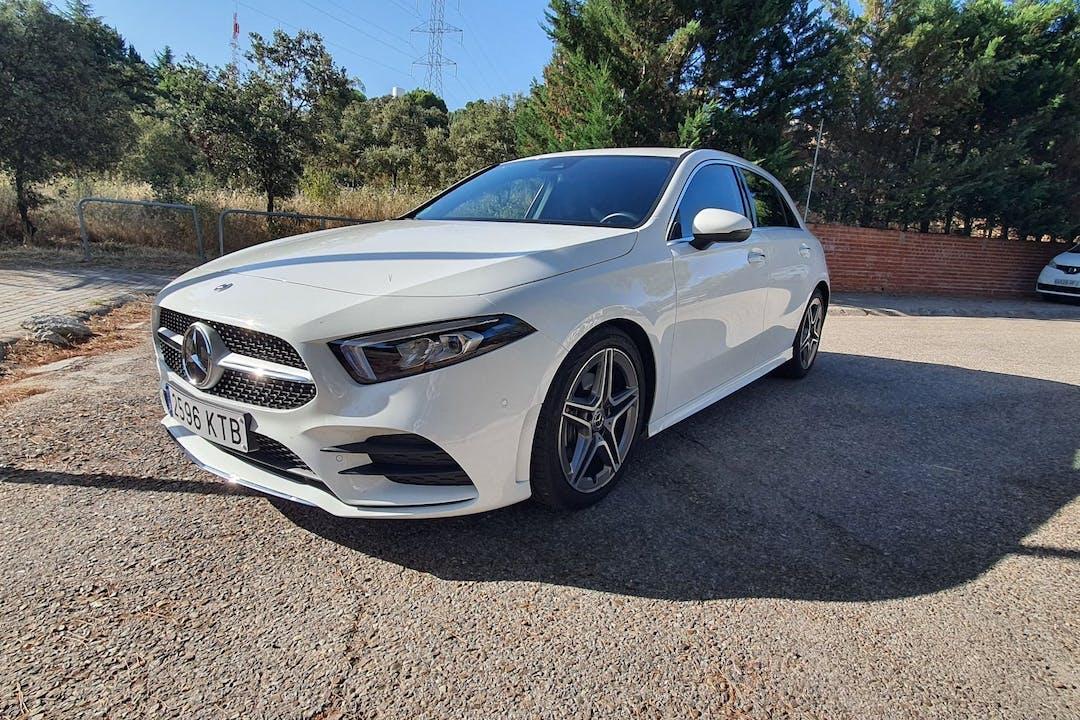 Alquiler barato de Mercedes A-Class cerca de 28051 Madrid.