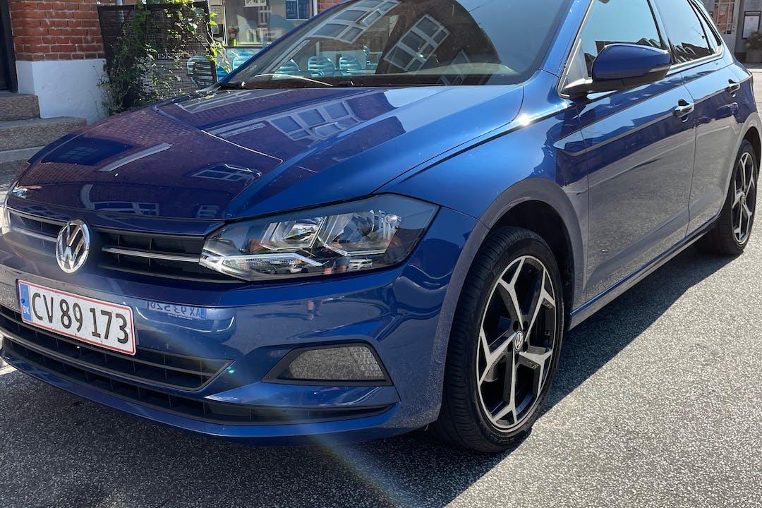 Billig billeje af Volkswagen Polo nær 8200 Aarhus.