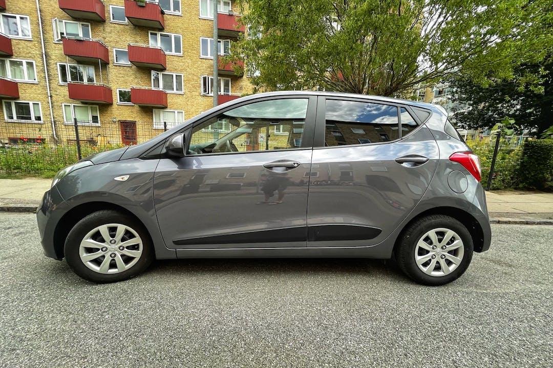 Billig billeje af Hyundai i10 med Isofix beslag nær 2770 Kastrup.