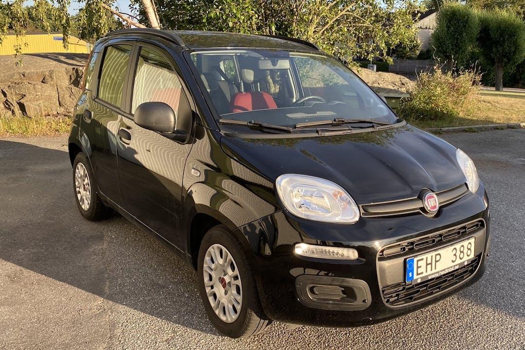 Billig biluthyrning av Fiat Panda i närheten av 426 53 Älvsborg.