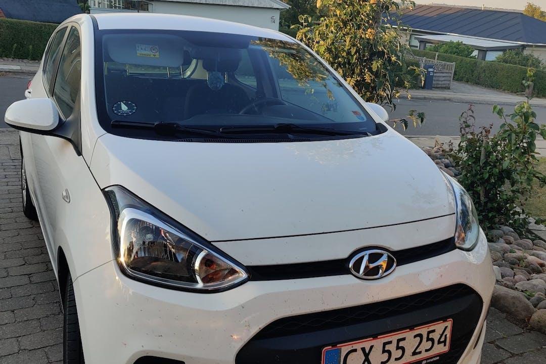 Billig billeje af Hyundai i10 nær 9230 Svenstrup J.