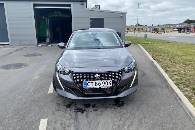 Billig billeje af Peugeot 208 nær 5300 Kerteminde.