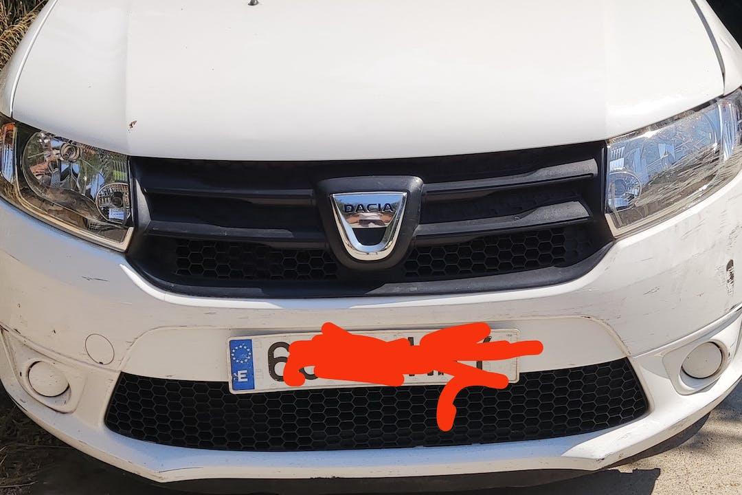 Alquiler barato de Dacia Sandero cerca de 08904 L'Hospitalet de Llobregat.