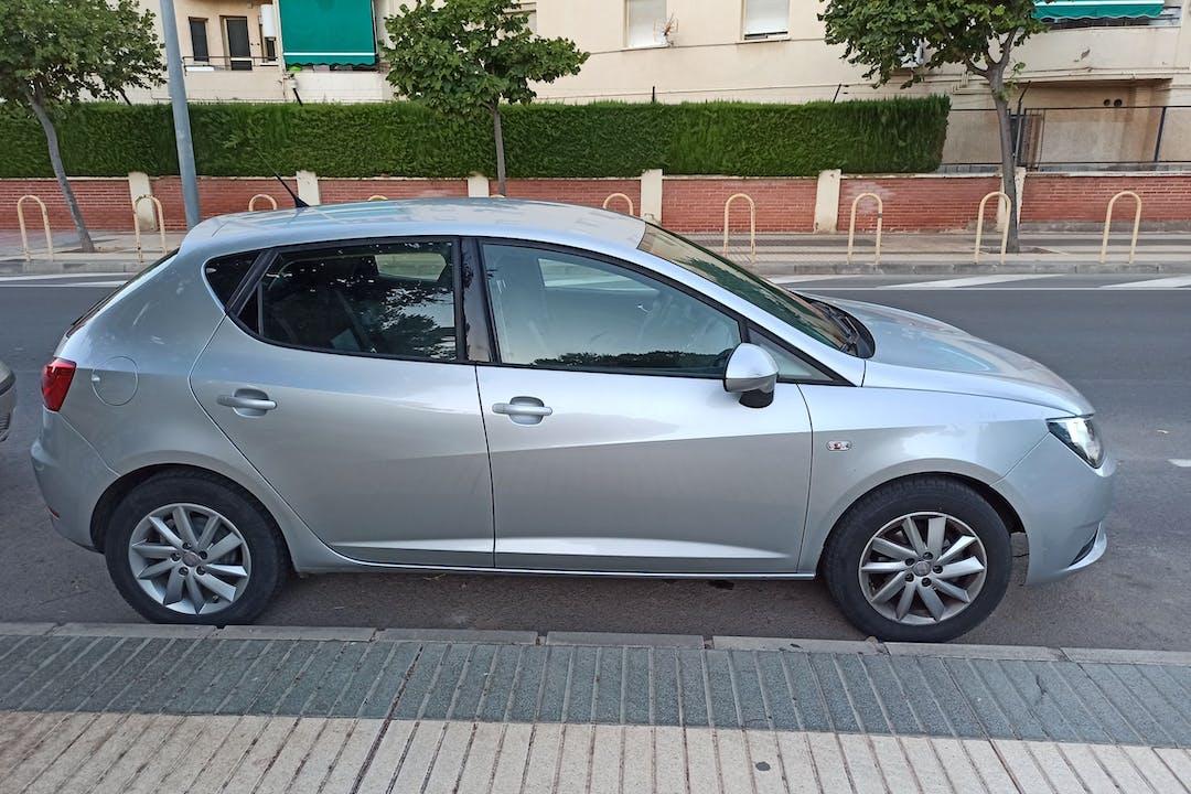 Alquiler barato de Seat Ibiza Reference 1.2 Tsi 85 cerca de 30204 Cartagena.