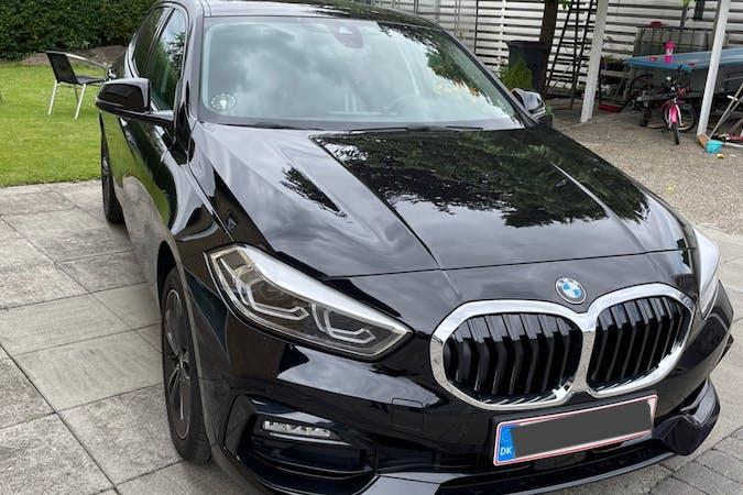 Billig billeje af BMW 1 Series med GPS nær 2740 Skovlunde.