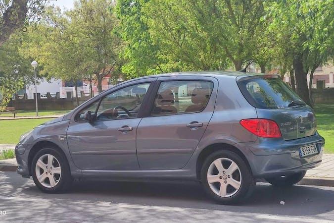 Alquiler barato de Peugeot 307 cerca de 28804 Alcalá de Henares.