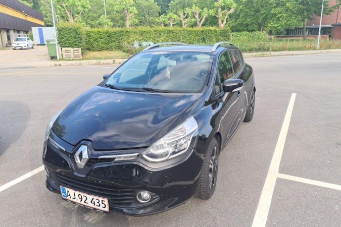Billig billeje af Renault Clio med GPS nær 2600 Glostrup.