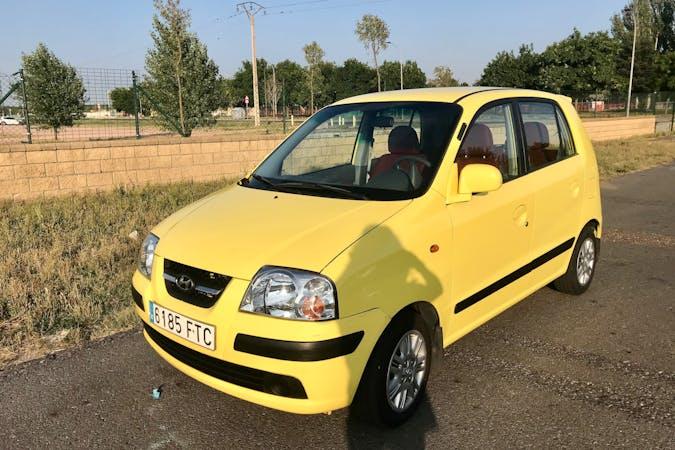 Alquiler barato de Hyundai Atos cerca de 07012 Palma.