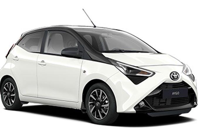 Billig billeje af Toyota AYGO nær 6760 Ribe.