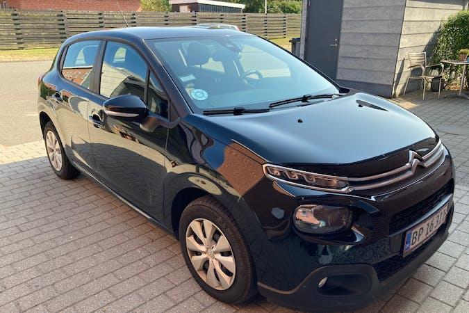 Billig billeje af Citroën C3 med Isofix beslag nær 9270 Klarup.
