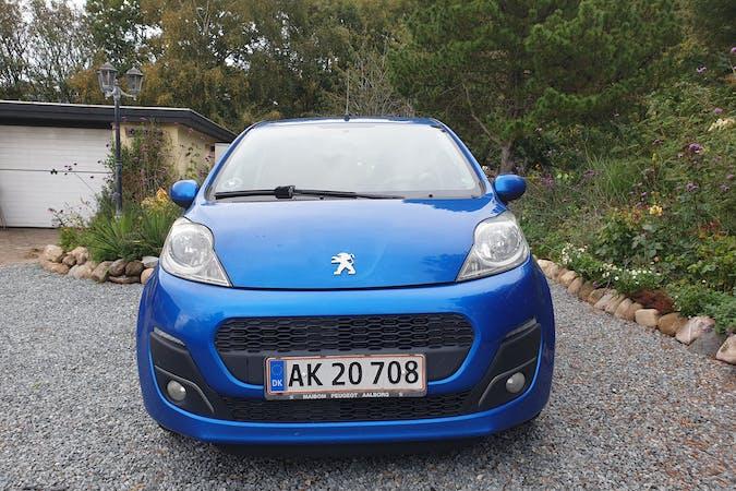 Billig billeje af Peugeot 107 nær 6710 Esbjerg.