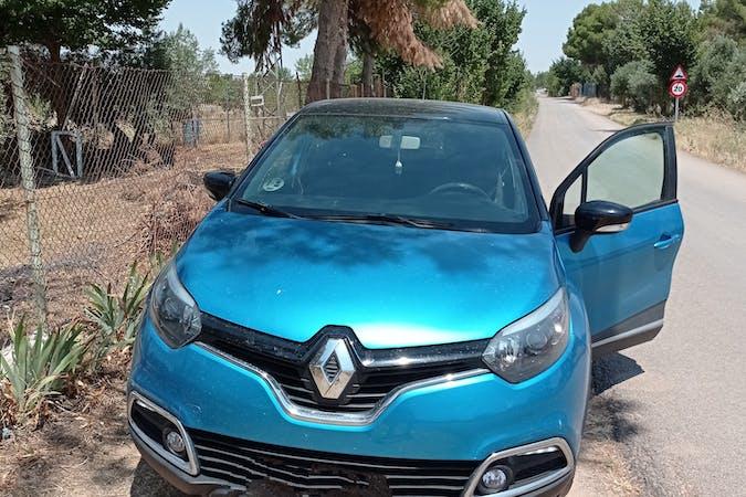 Alquiler barato de Renault Captur cerca de 16400 Tarancón.