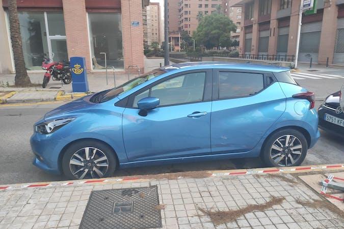 Alquiler barato de Nissan Micra con equipamiento GPS cerca de 12540 Vila-real.