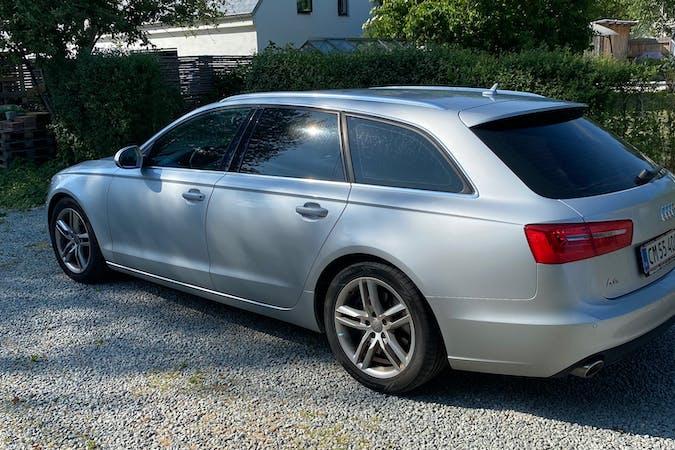 Billig billeje af Audi A6 Avant nær 2670 Greve.