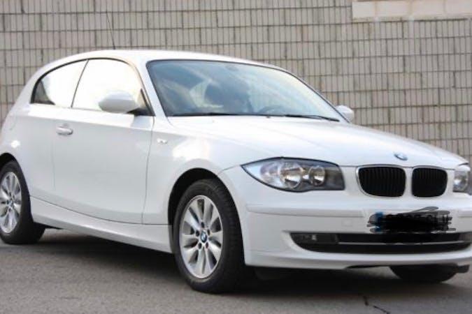 Alquiler barato de BMW 1 Series cerca de 07800 Eivissa.