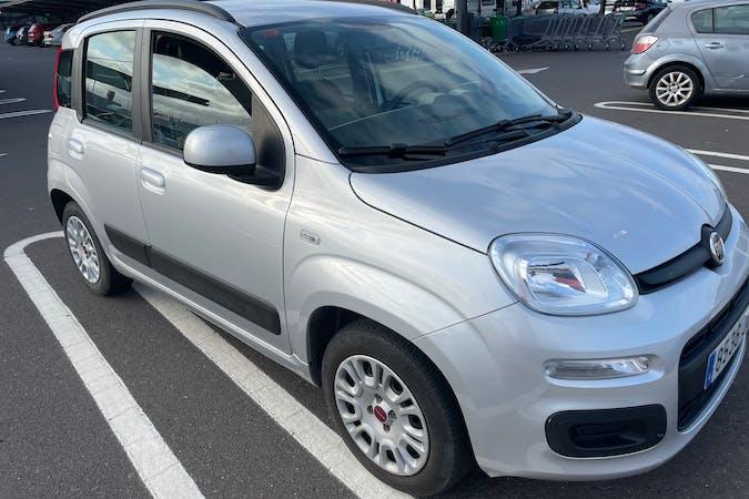 Alquiler barato de Fiat Panda cerca de 35509 Playa Honda.
