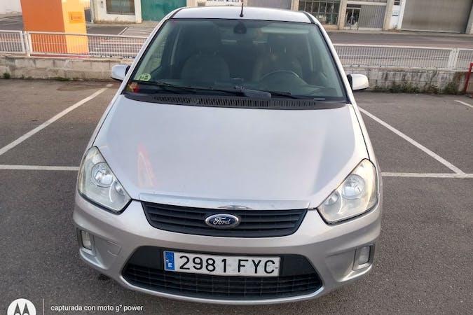 Alquiler barato de Ford C-Max cerca de 12400 Segorbe.