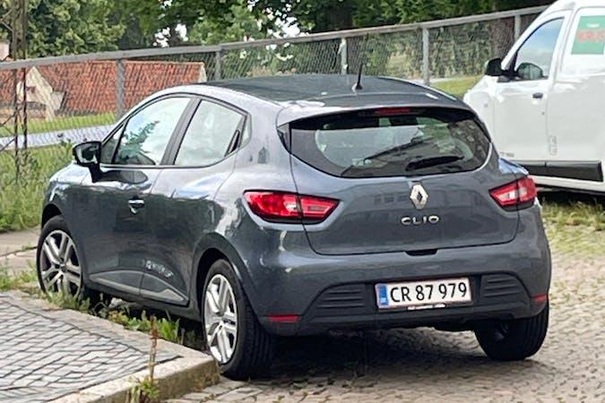 Billig billeje af Renault Clio nær 8000 Aarhus.