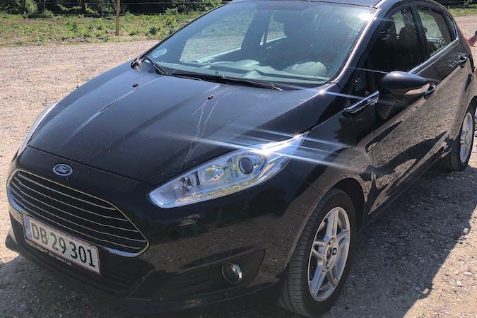 Billig billeje af Ford Fiesta nær 9000 Aalborg.